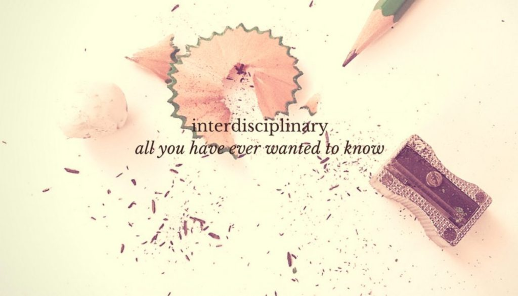 How To Teach Interdisciplinary