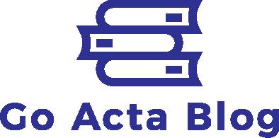 Go Acta Blog